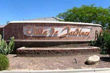 Villa De Jardines 55+ Active-Adult Community front gate image