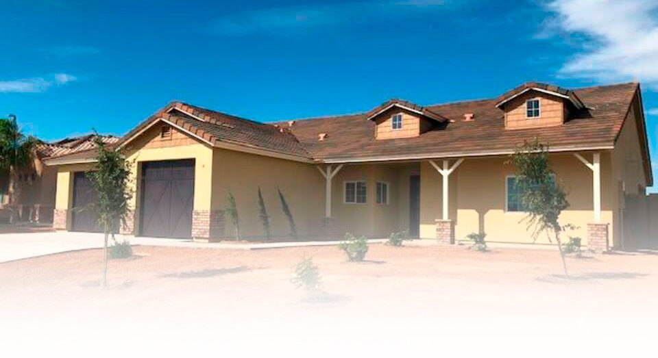 New construction homes in Casa Grande, Arizona