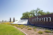 Anthem 55+ Active-Adult Community front gate image