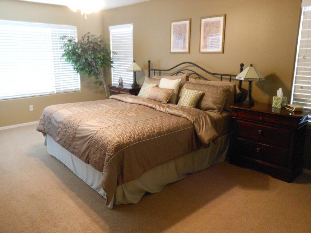 2379 E. Seville Ct. Master Bedroom