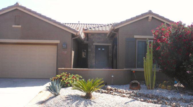 5273 W. Pueblo Dr. Front View (image)