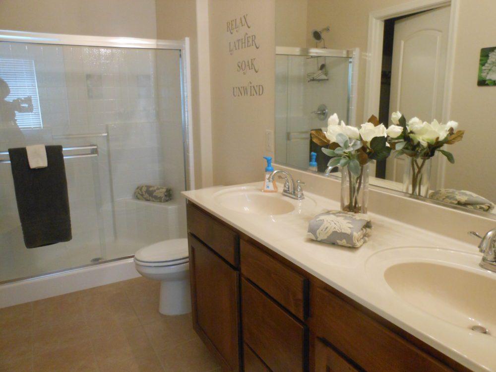 4927 W. Gulch Dr. Master Bathroom