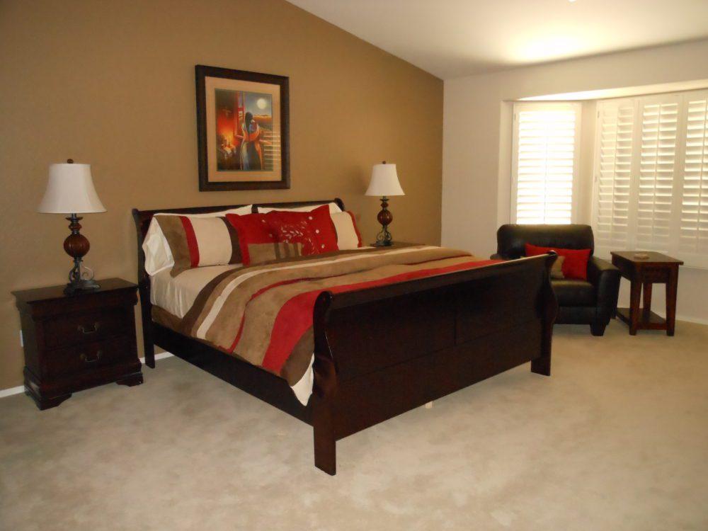 2442 E. Firerock Dr. Master Bedroom
