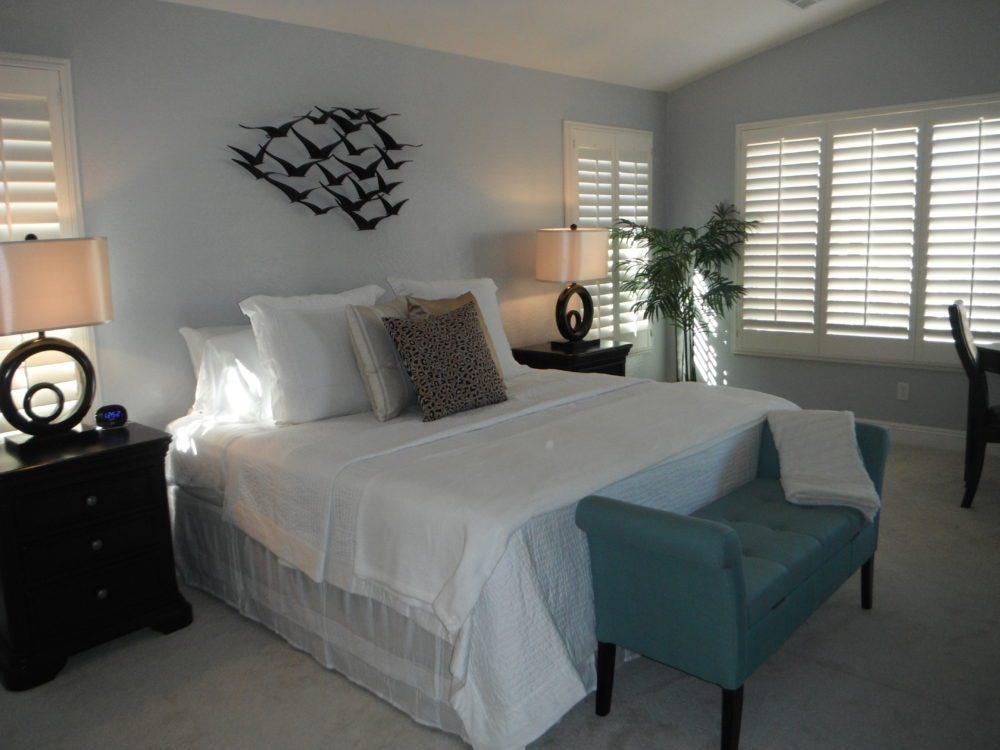 2432 E. Santiago Tr. Master Bedroom