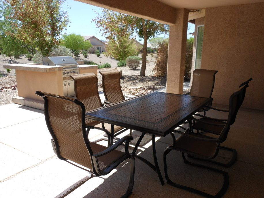 2461 E. Durango Dr. Outdoor Dining
