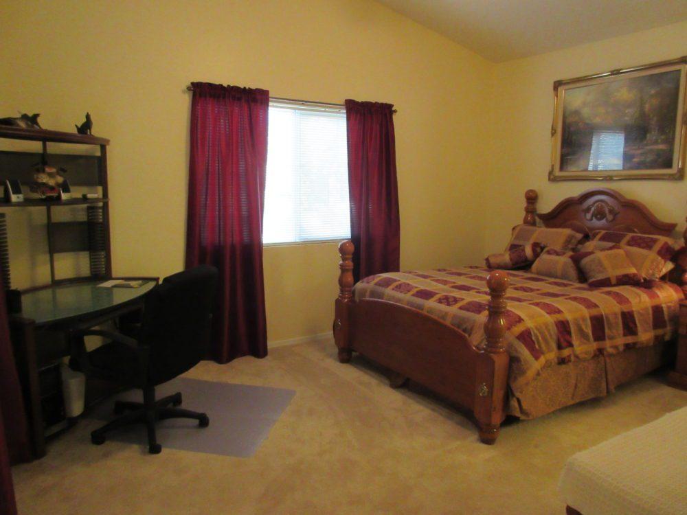 2394 E. Malaga Dr. Master Bedroom