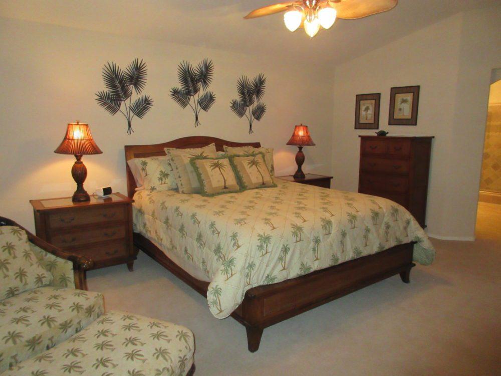 2446 E. Firerock Dr. Master Bedroom