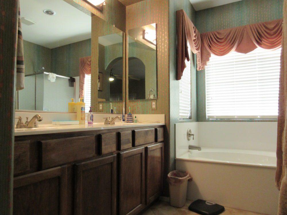 961 E. Penny Ln. Master Bathroom