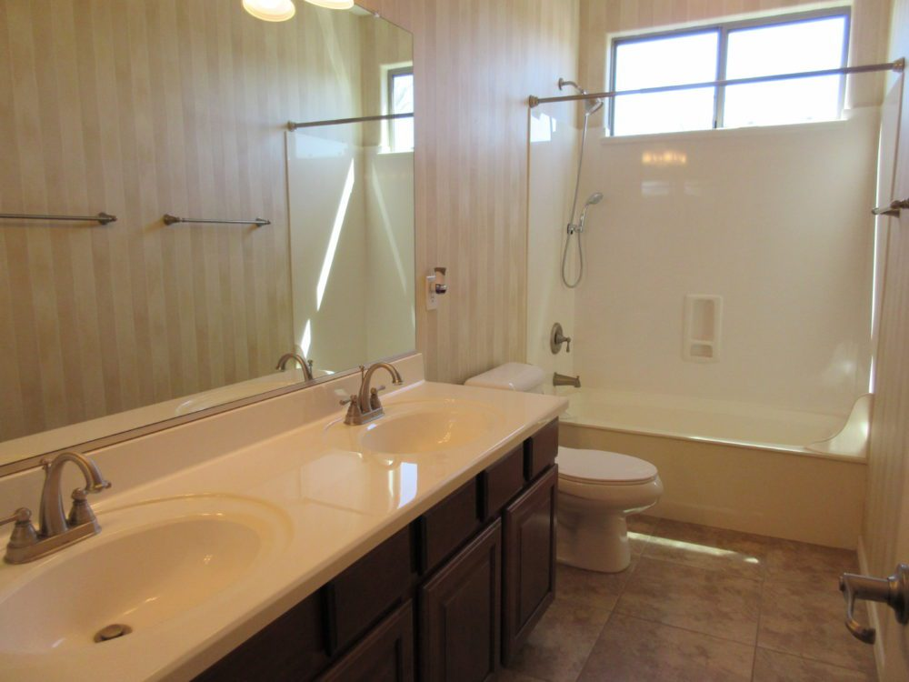 310 E. Caribbean Dr. Guest Bathroom