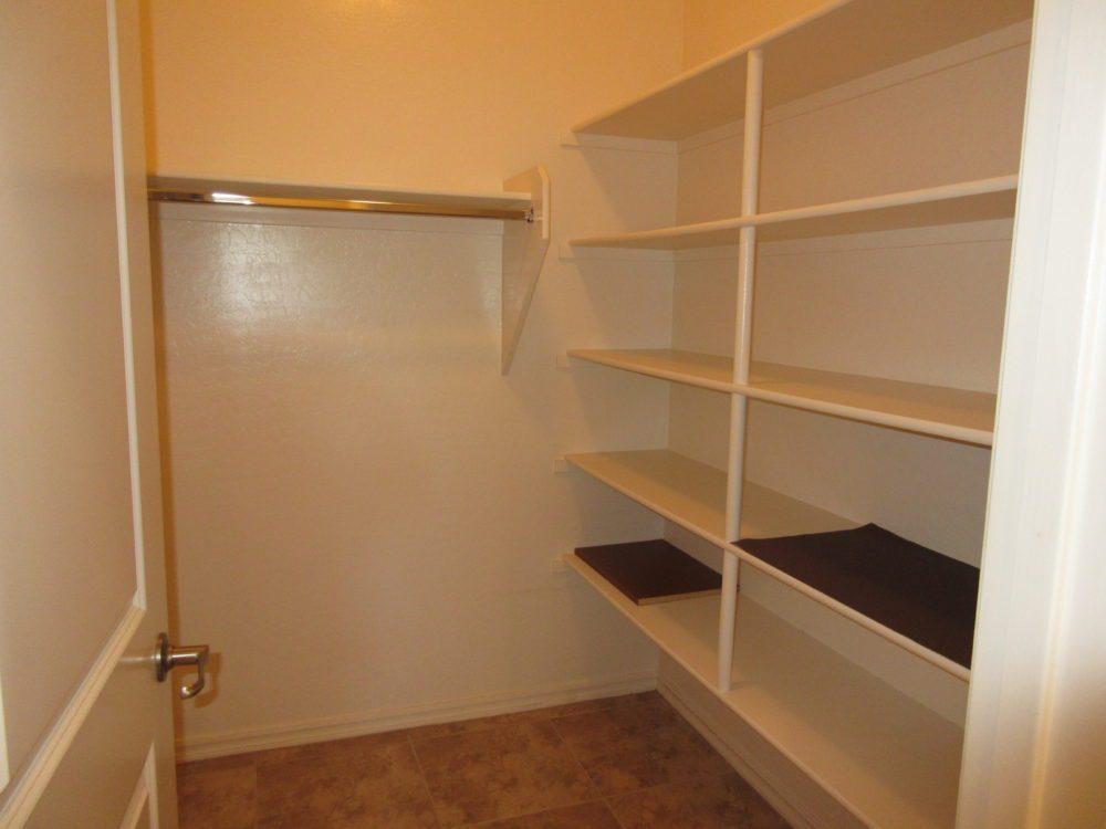 310 E. Caribbean Dr. Hall Closet